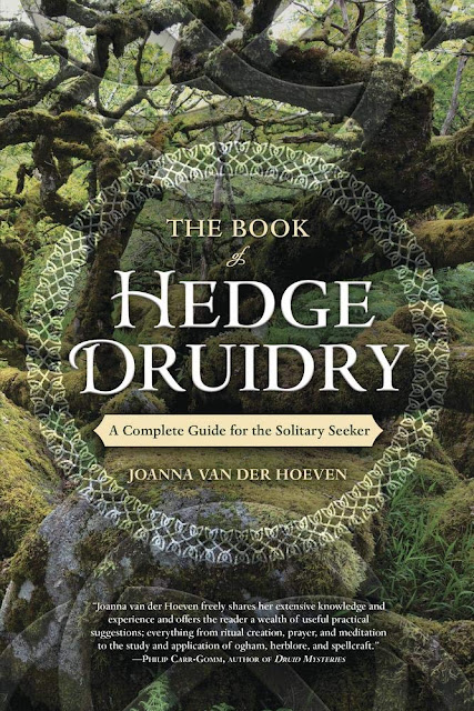 Book Review: The Book Of Hedge Druidry by Joanna van der Hoeven
