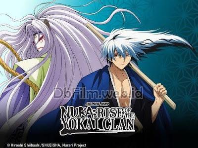 Sinopsis film Nura: Rise of the Yokai Clan (2010)