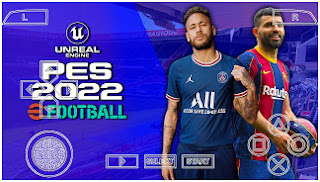 Download PES 2022 PPSSPP CV2 New Update Textures V4.9 Commentary Peter Drury & New Kits And Mini Kits 2021