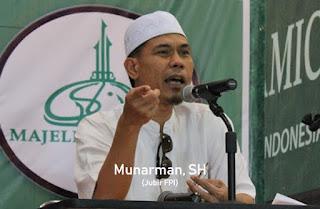 Jubir FPI Munarman Klaim Habib Rizieq Punya Dokumen Rahasia