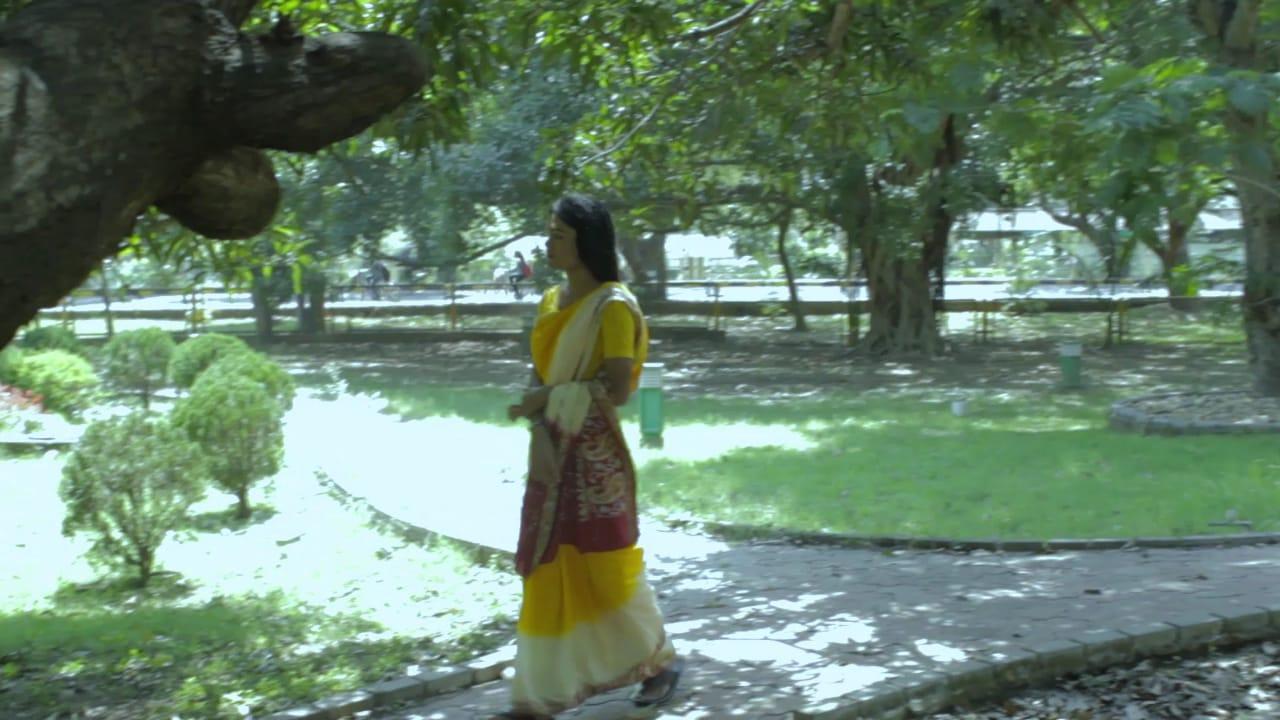 কলকাতা আন্তর্জাতিক চলচ্চিত্র উৎসবে 'তৃতীয় মাঠে'র খোঁজে আইআইটি খড়গপুরের শাওন 6
