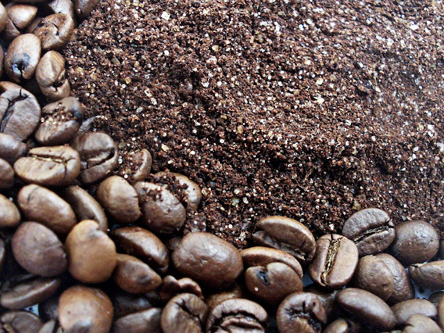 кофейный скраб, скраб для тела
