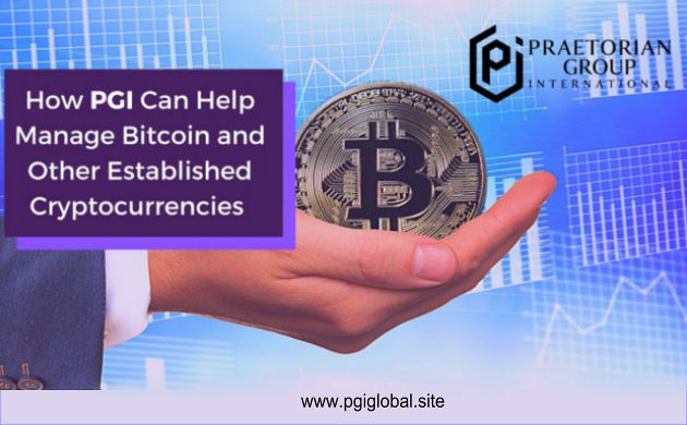 How PGI Can Help Manage Bitcoin and Other Established Cryptocurrencies