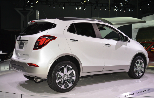 2019 Buick Encore 1.4L Turbo FWD Review