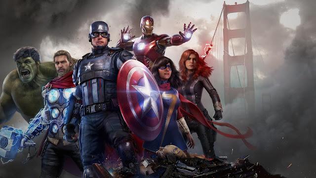 مرحلة بيتا لعبة Marvel Avengers تسجل رقم قياسي تاريخي على جهاز PS4