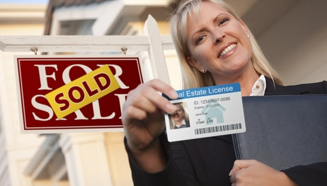 how to become licensed real estate agent in Massachusetts