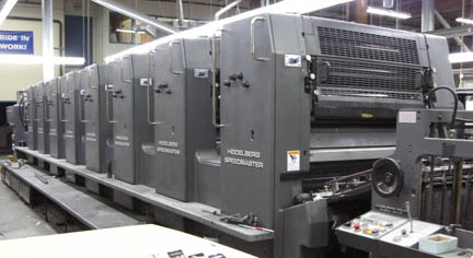 The Offset Pressman: What To Look For When Buying Used