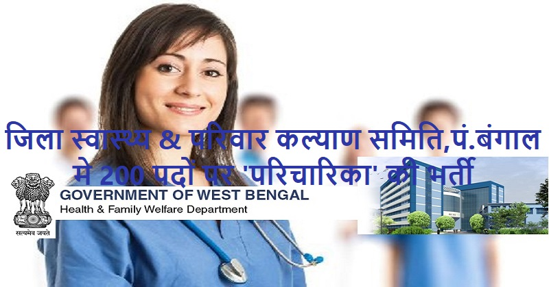 DHFWS Recruitment 2020