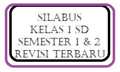 Silabus K13 Kelas 1 Sd Semester 1 2 Lengkap Revisi Terbaru Tahun 2020 Kherysuryawan Id