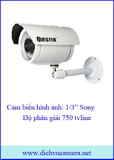 Camera Questek QTX 1215