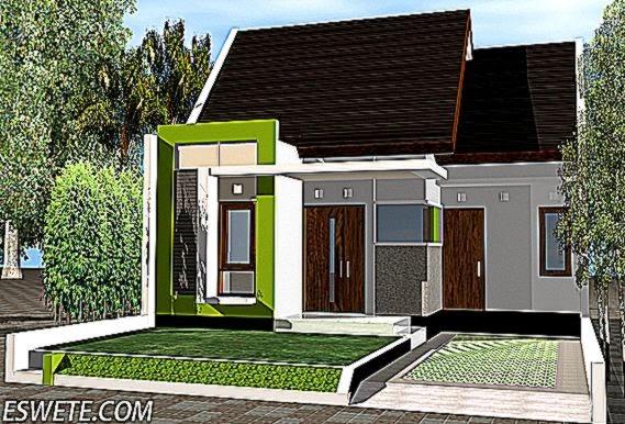 Jenis Rumah Minimalis  Design Rumah Minimalis