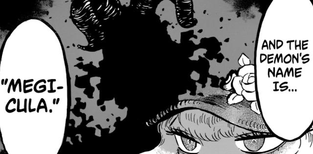 Manga Black Clover 223: Rahasia Tersembunyi Megicula