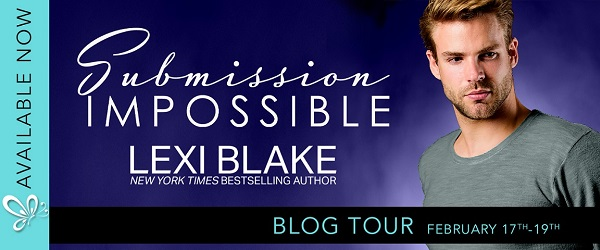 Submission Impossible by Lexi Blake Blog Tour