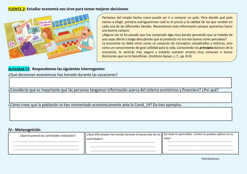ejemplo de evaluacion diagnostica