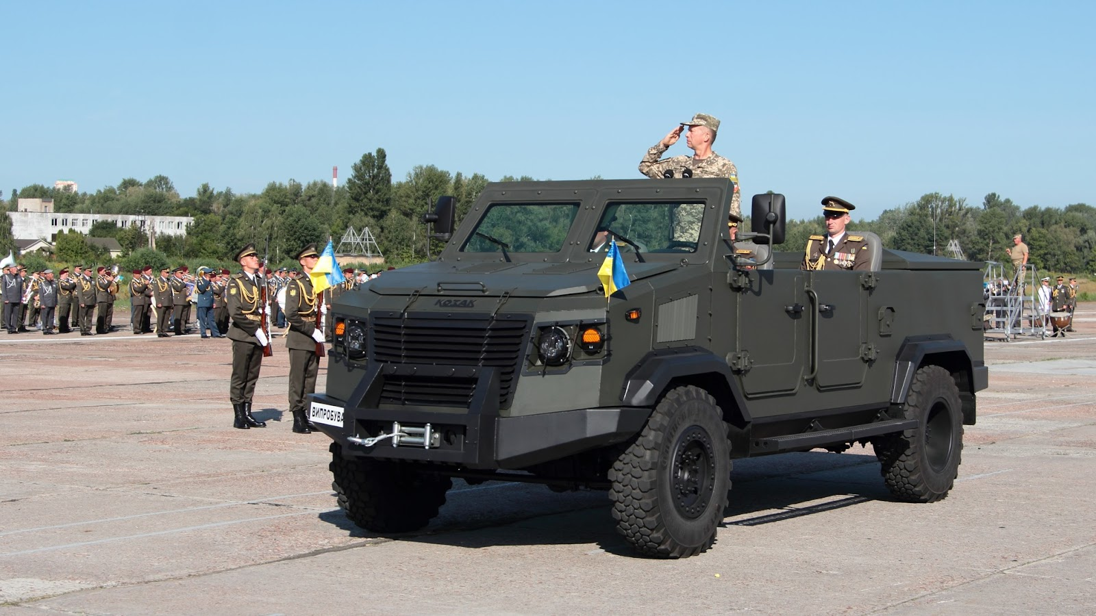 Independence Day 2021: we get rid of the Soviet style of military parades, – Andrii Taran