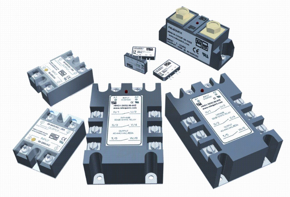 Gambar Solid State Relay