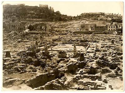 Νεοκλασικά κτήρια της Αθήνας