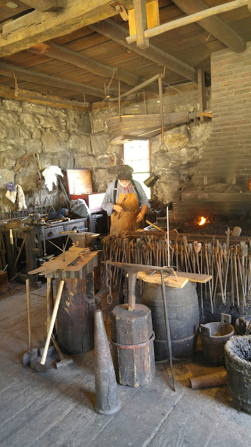 Old Sturbridge Village--blacksmith