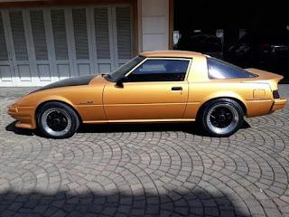 Mazda RX7 Classic Sport 1979 Full Paper