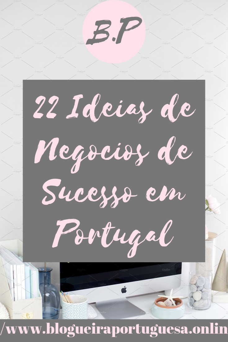 Empreendedorismo online portugal