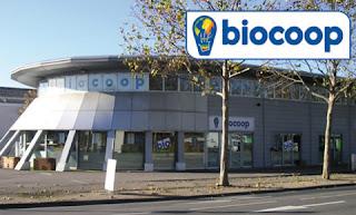 magasin biocoop nancy le goupil vert