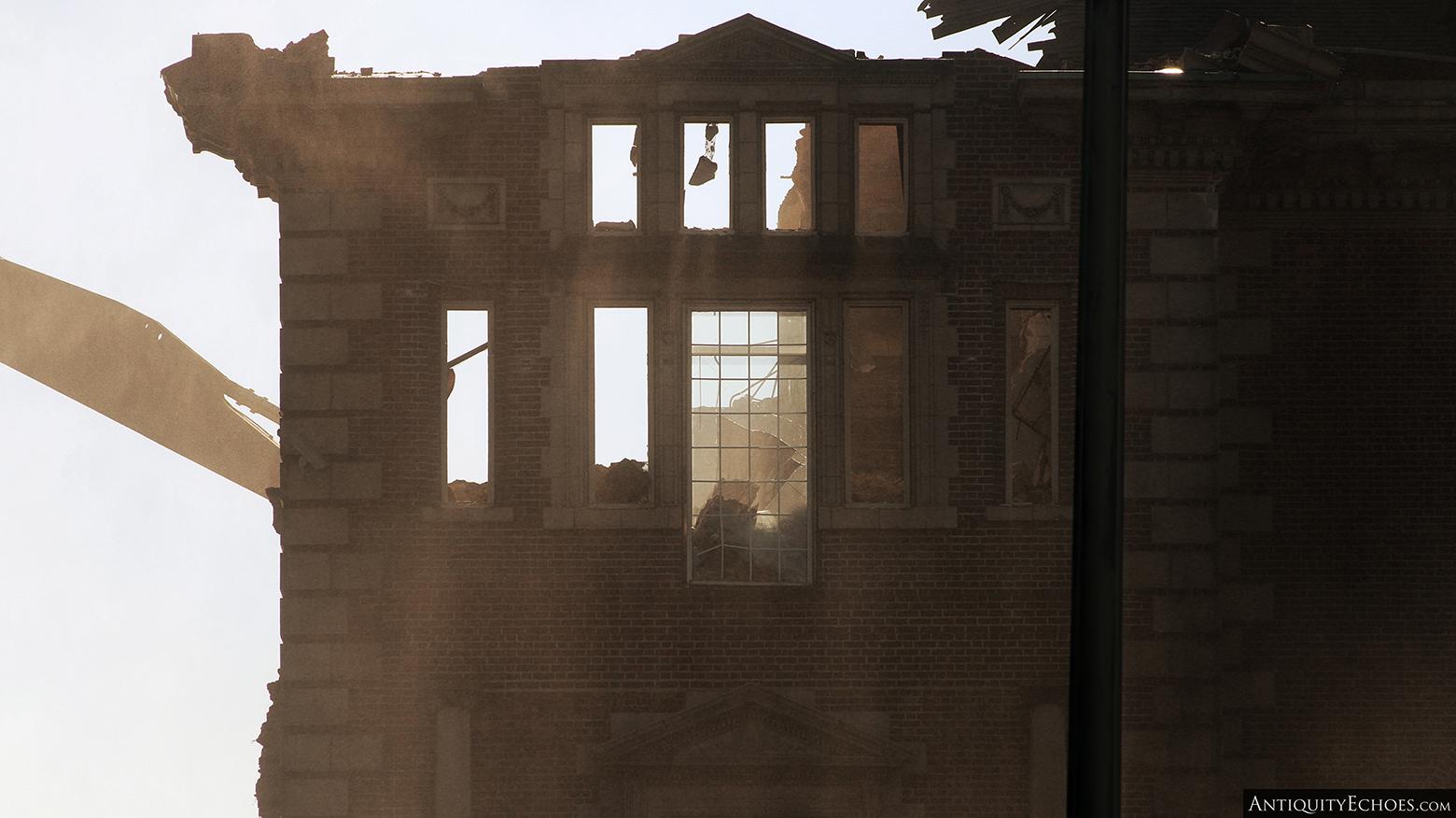 Allentown State Hospital - Demolition - Farewell