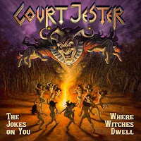 "Ο δίσκος των Court Jester ""The Joke's on You / Where Witches Dwell"""