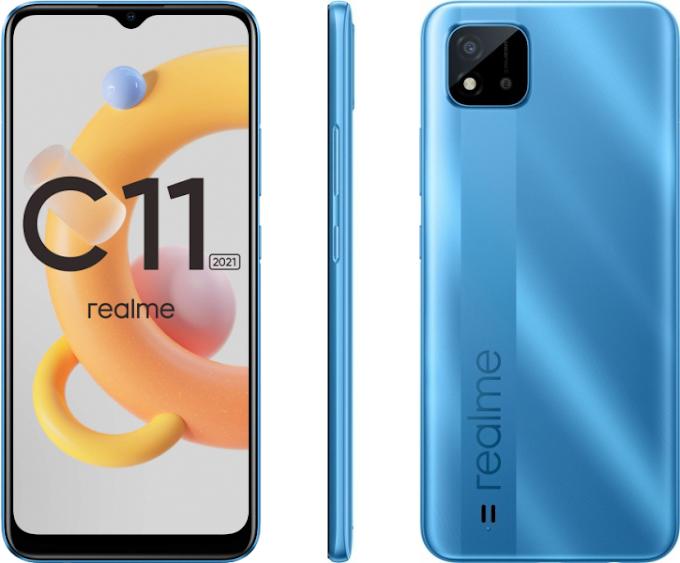 موبايل Realme C11 2021 بسعر 1789 جنيه على جوميا مصر