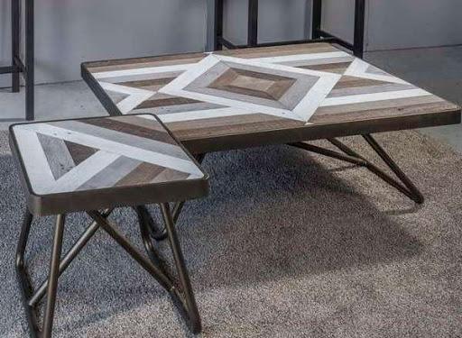 Model Desain Meja Tamu Modern Minimalis dan Unik Terbaru