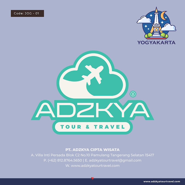 Adzkya Tour Travel February 2020
