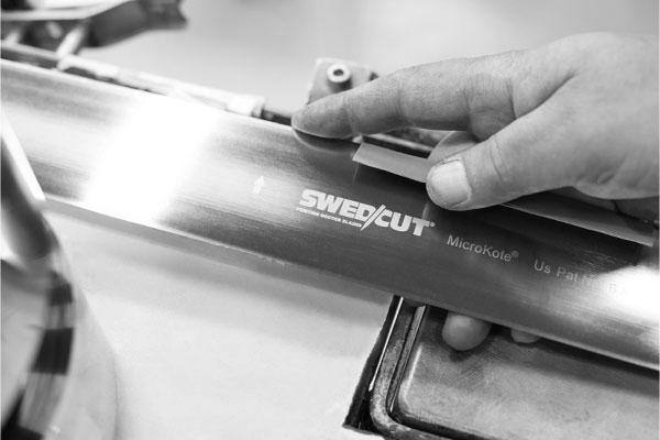 proses pembuatan doctor blade