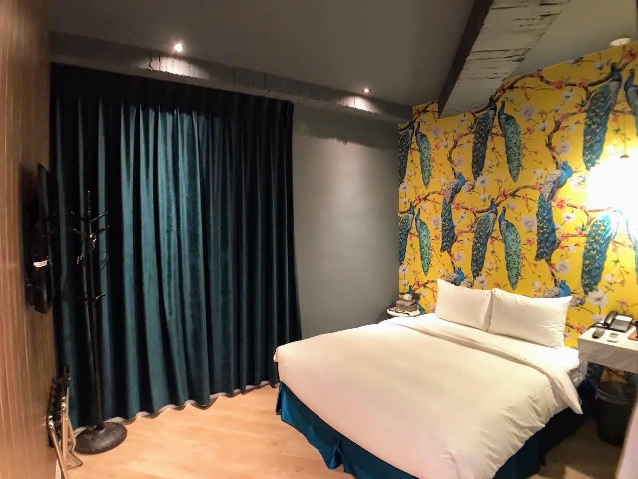 【台中|中區】華利大旅社 Modern Inn|智慧感應的高科技房間