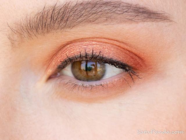 Huda Beauty Coral Obsessions варианты макияжей