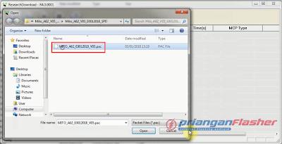 firmware mito a62