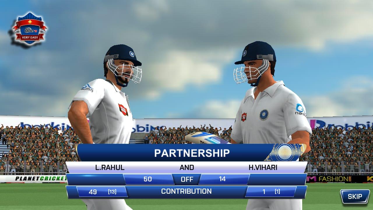 Techno Ajay: Real Cricket 18 APK+OBB File Download Version 1 9