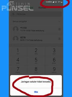 Cara Mengatasi Jaringan Seluler Tidak Tersedia Pada Xiaomi