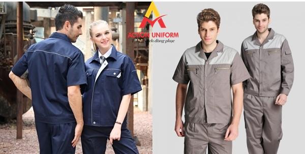Mẫu đồng phục bảo hộ lao động 16