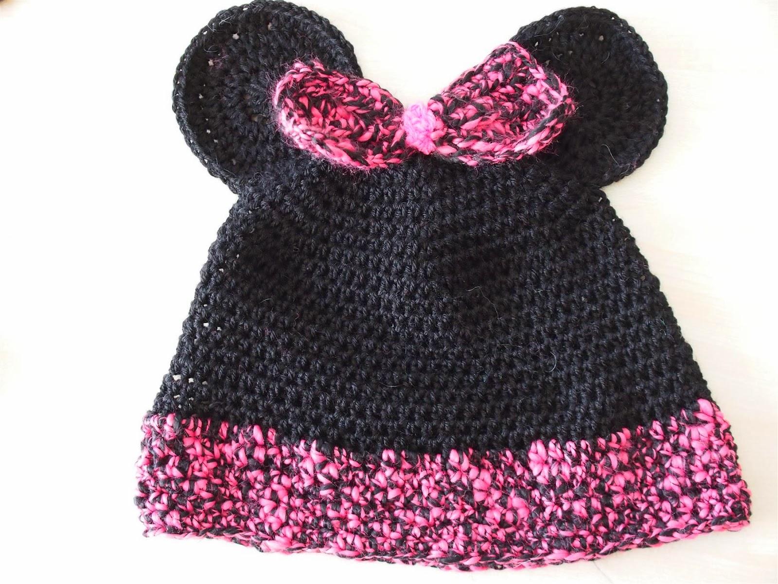 915166586194 Το βελονάκι της Σοφίας  Μίνι Μάους πλεκτό σετάκι - Minnie Mouse ...