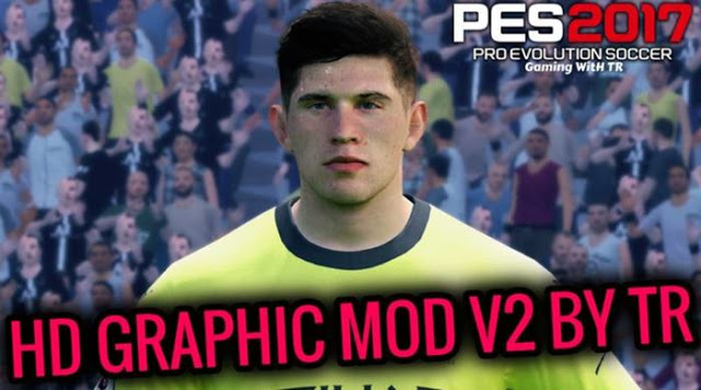 PES 2017 Latest HD Graphic Mod 2020 V2