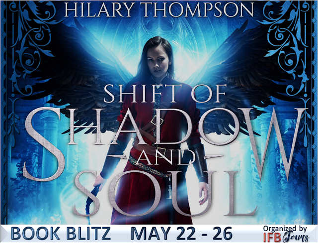 Shift of Shadow and Soul Blog Tour & Giveaway