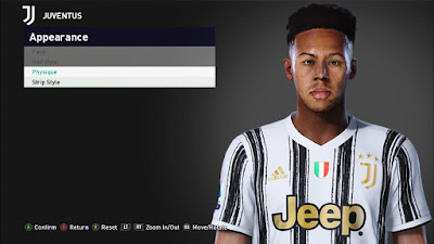 PES 2021 Faces Marley Ake by Epic Faces