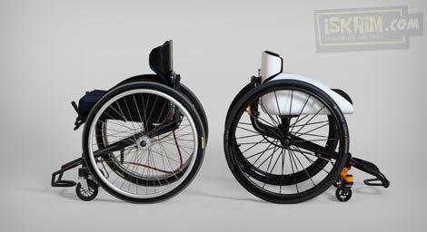 Kursi Roda Modern Reagiro, Bisa Berputar Dan Fleksibel