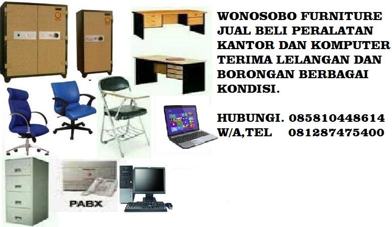 77 Kursi Kantor Wonosobo Gratis