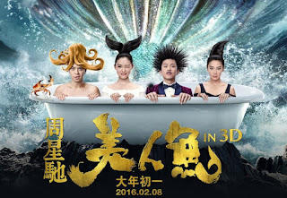 Download Film The Mermaid (2016) BRRip 720p Subtitle Indonesia