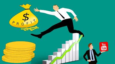 لمادة يبحث الناس على اكثر طرق لكسب  المال على الإنترنت
