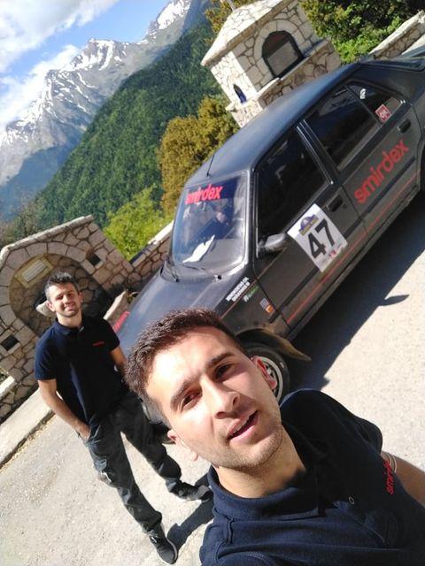 Έκλεψαν τις εντυπώσεις οι Ξανθιώτες στο Classic Rally «Acropolis Legends»