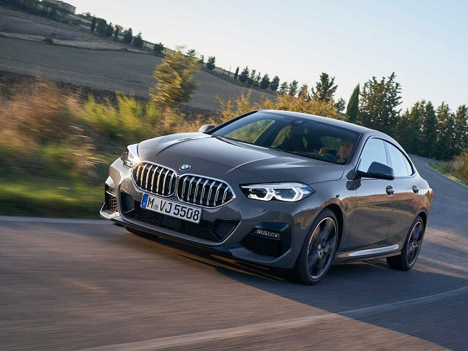 2020 BMW 2-Series Gran Coupe launches, New counterweight of Mercedes CLA