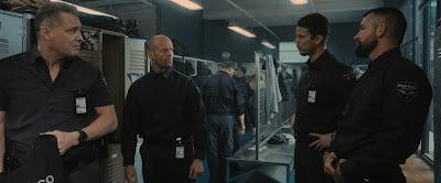 Jason Statham, Holt McCallany, and Josh Hartnett in Wrath of Man (2021)