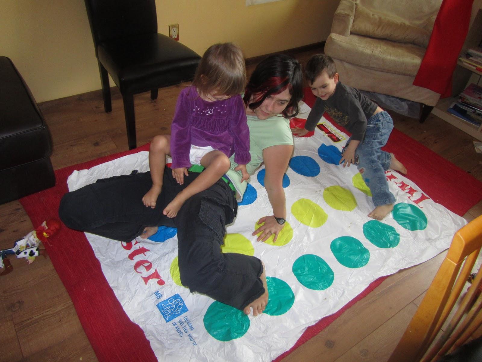 Super Happy Jen S Super Happy Blog I Found My Twister Game