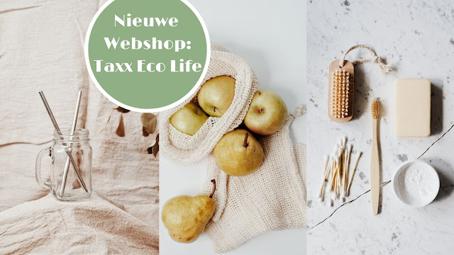 Sustainable Webshop Taxx Eco Life